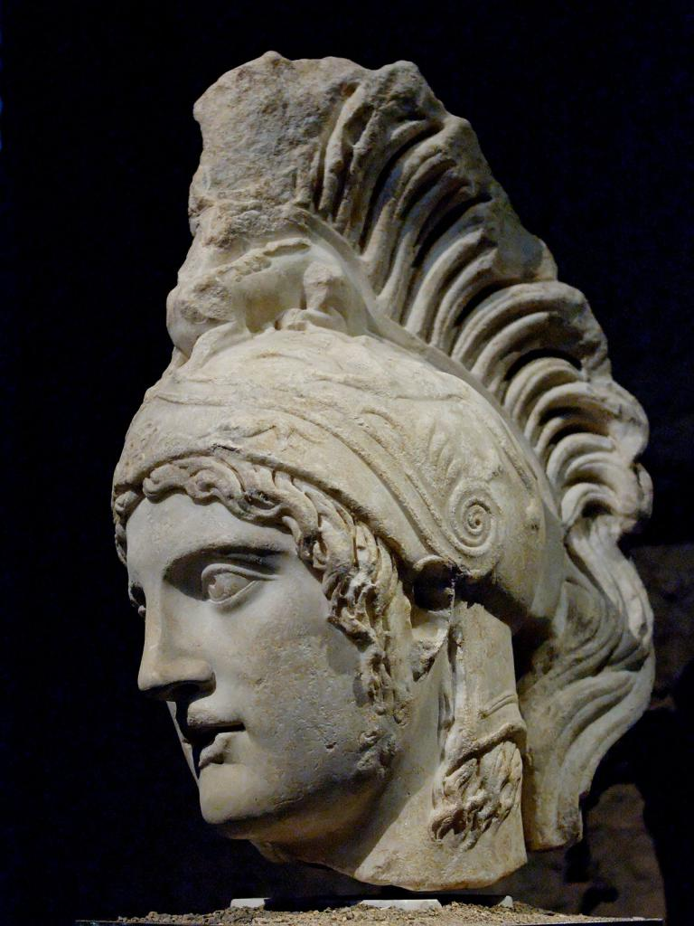 Ares greco