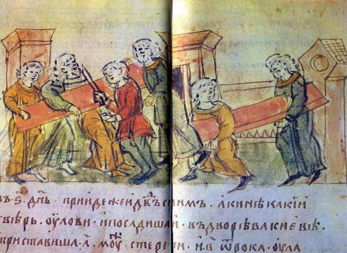 Tematy starożytnej literatury