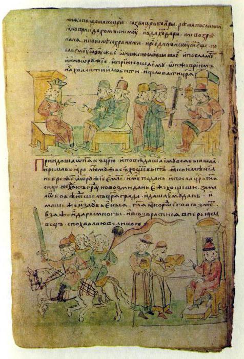 Жанрови древне књижевности
