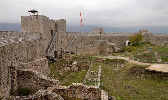 antiche città della Macedonia