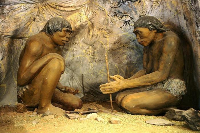 tipi di persone antiche