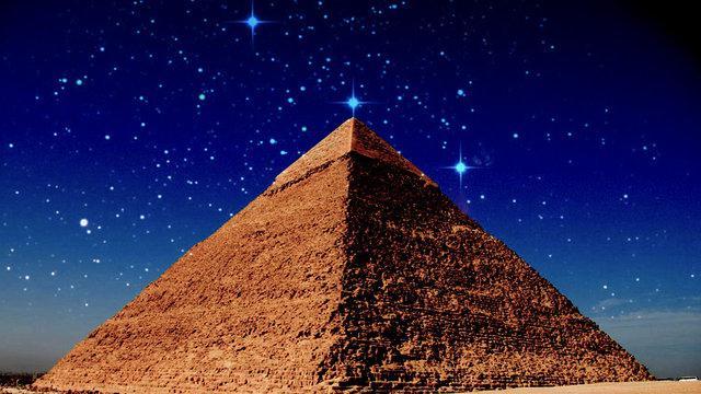 piramidi di Egitto