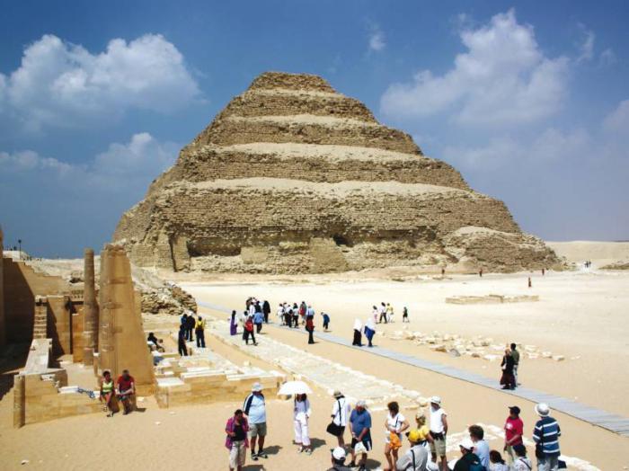 piramidi in Egitto dove sono