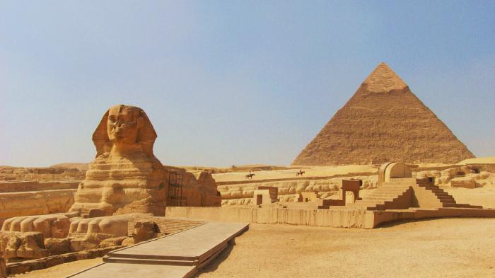 quali piramidi in Egitto