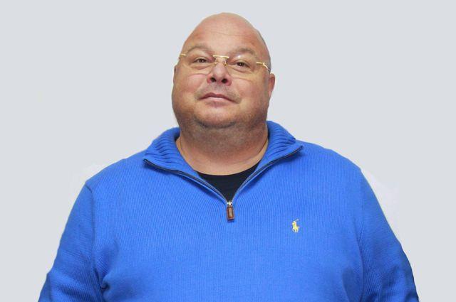Presidente del club Chervichenko