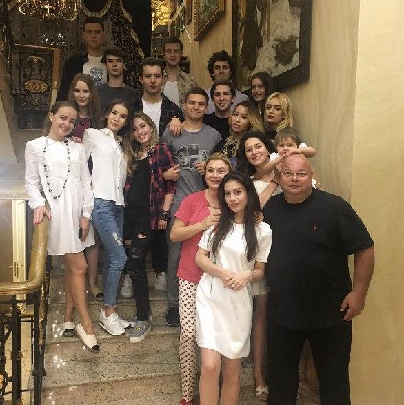 Famiglia Chervichenko