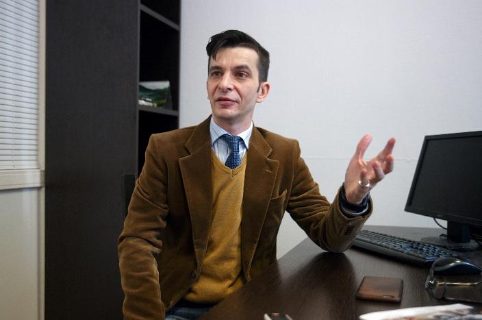 Razgovor s psihoterapeutom Kurpatovom