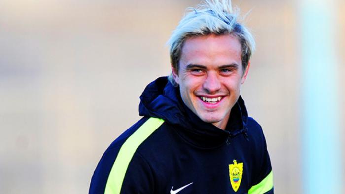 Andrei eshenchenko nogometaš