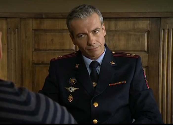 Andrew na sérii seriálu