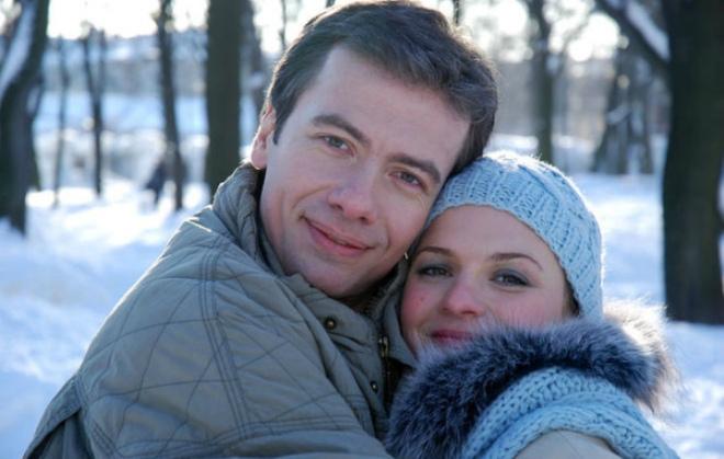 Andrej a jeho žena