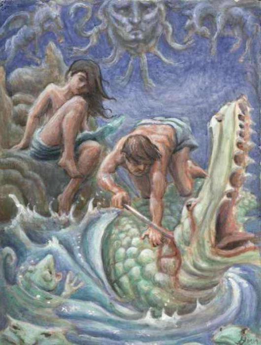 Rubens Perseo e Andromeda