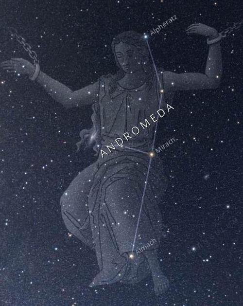 zviježđe andromede