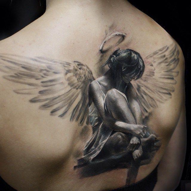 Angel Tattoo Značenje