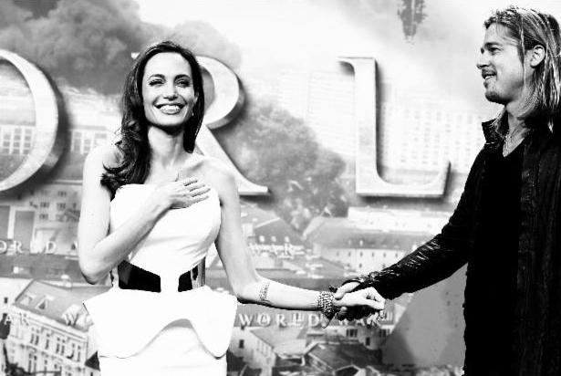 Параметри на теглото на височината на Annlina Jolie