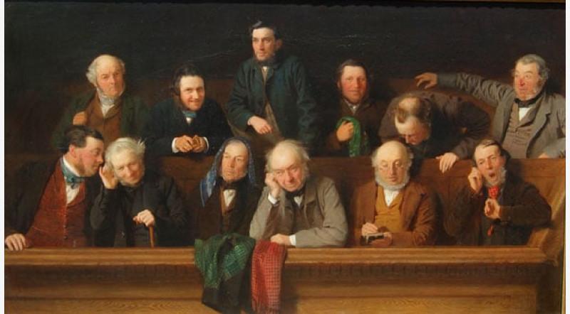 Съдебни заседатели на английски съд