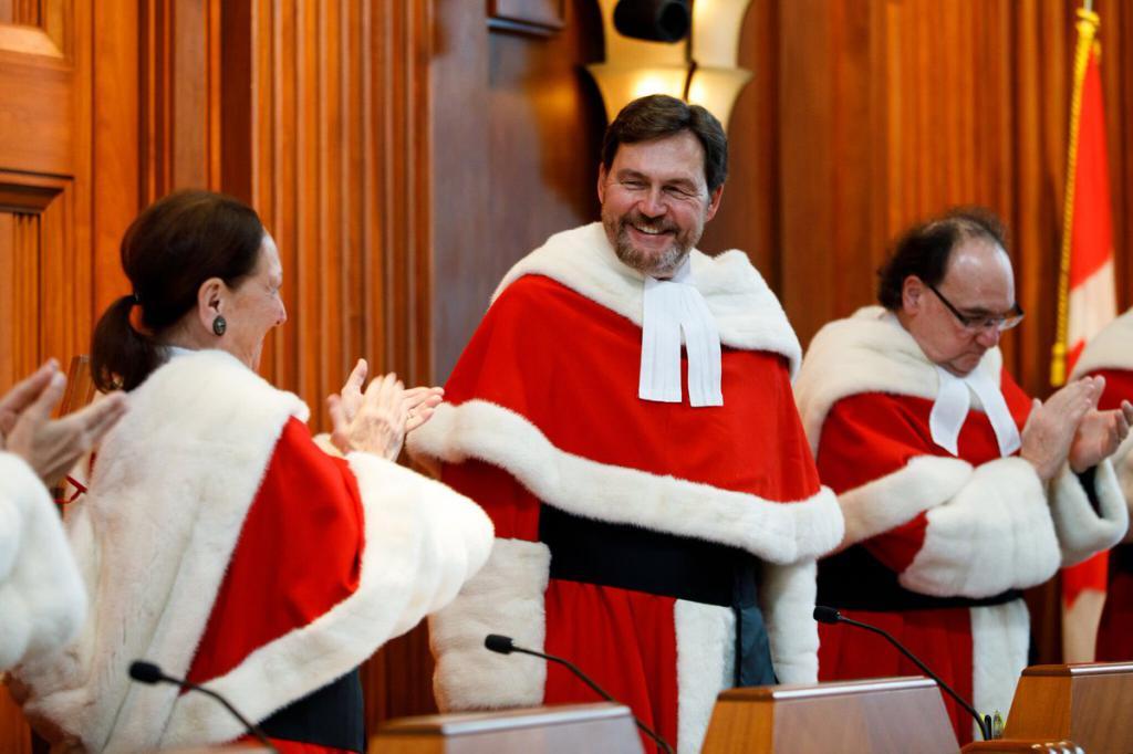 Канадски съдии