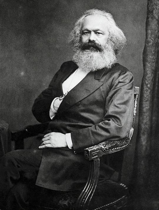 Карл Маркс (1818-1883)