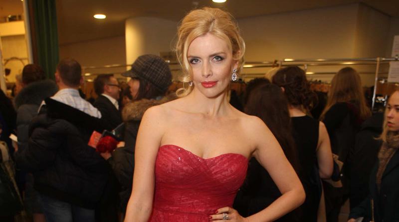 Aktorka Anna Churina