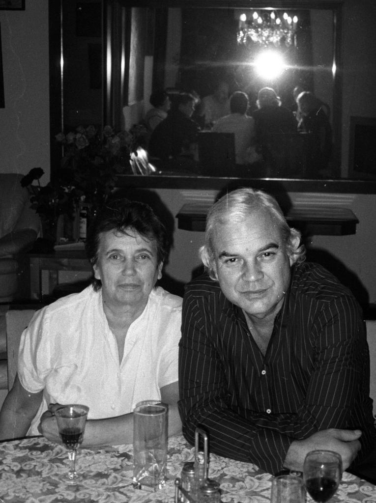 Anna Dmitrieva e Vladimir Molchanov