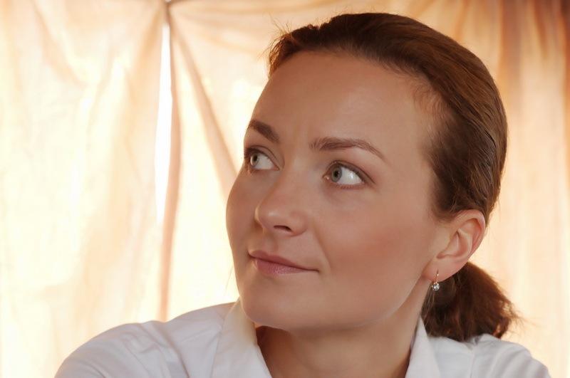 Филмова и театрална актриса Дюкова
