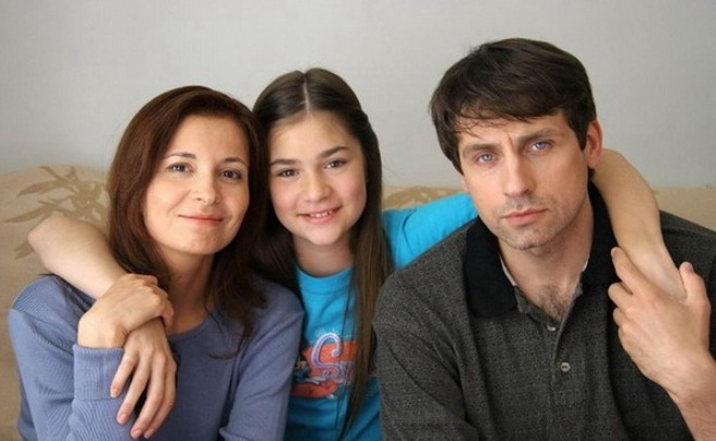 Анна, Иля и Василиса