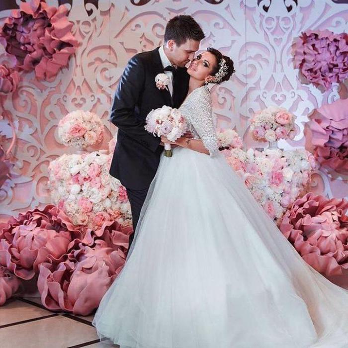 Artem Kuzyakin e Anna Grachevskaya