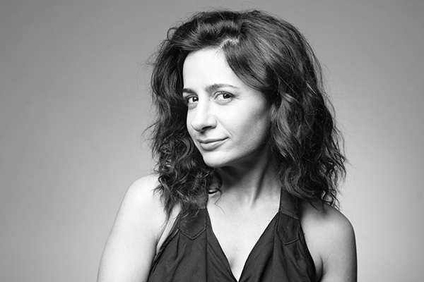 Ruska redateljica Anna Melikyan