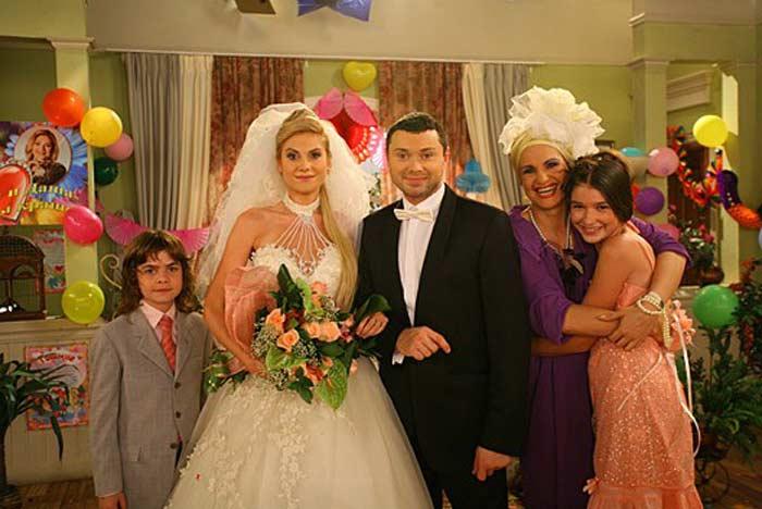 Daria i Nikitino vjenčanje
