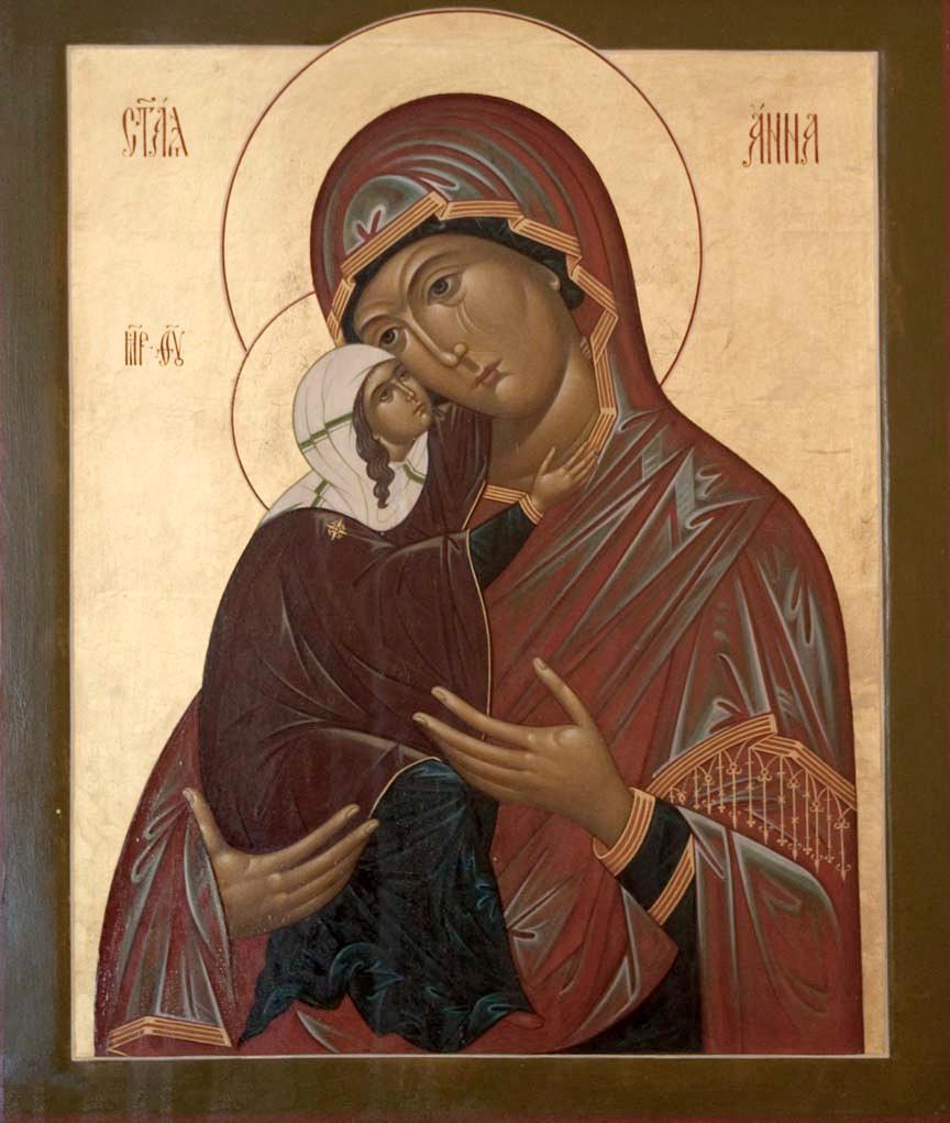 Madre della Vergine