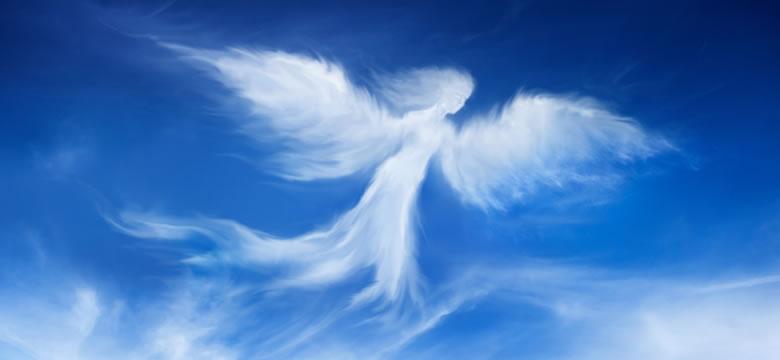 Angelo in cielo