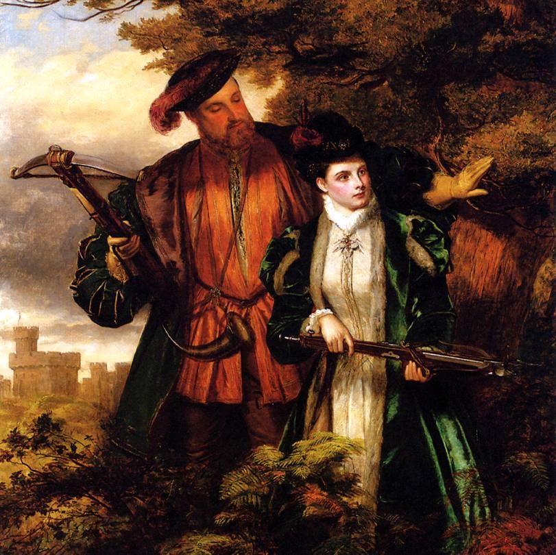 Хеинрицх и Анна