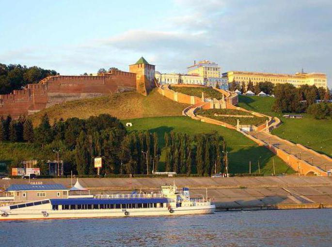 Благовещенски манастир Нижни Новгород