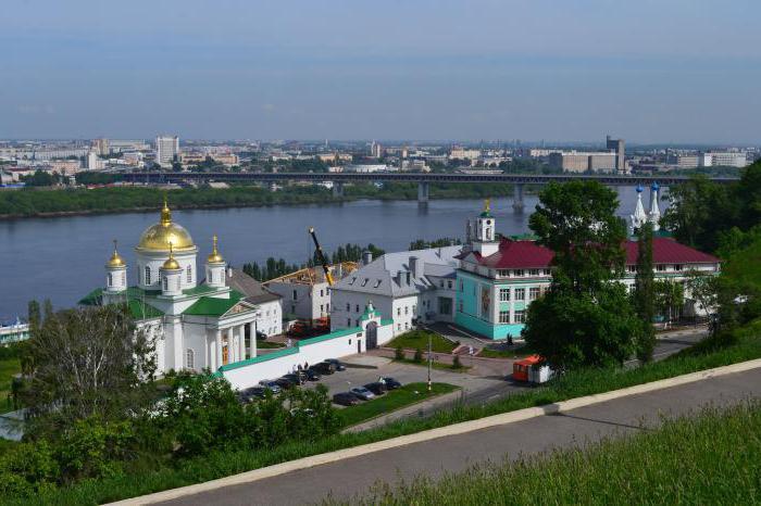 История на Благовещение Нижни Новгород