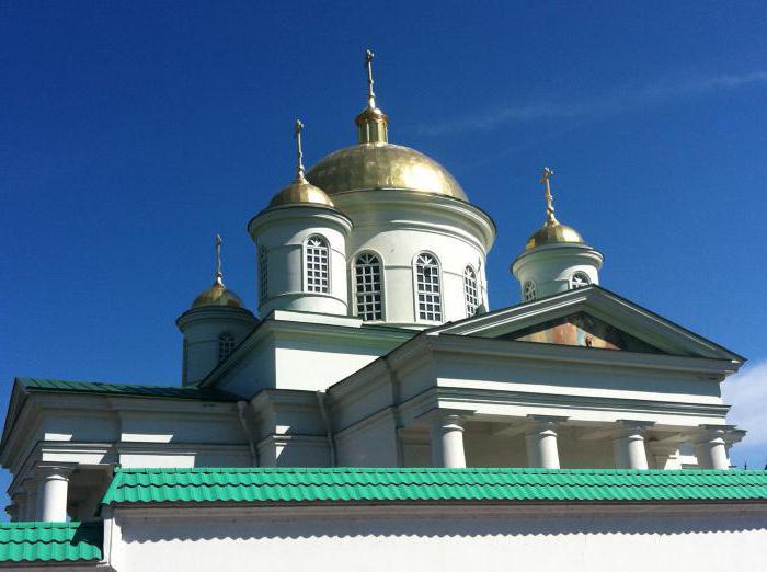 Благовещение Манастир Нижни Новгород снимка