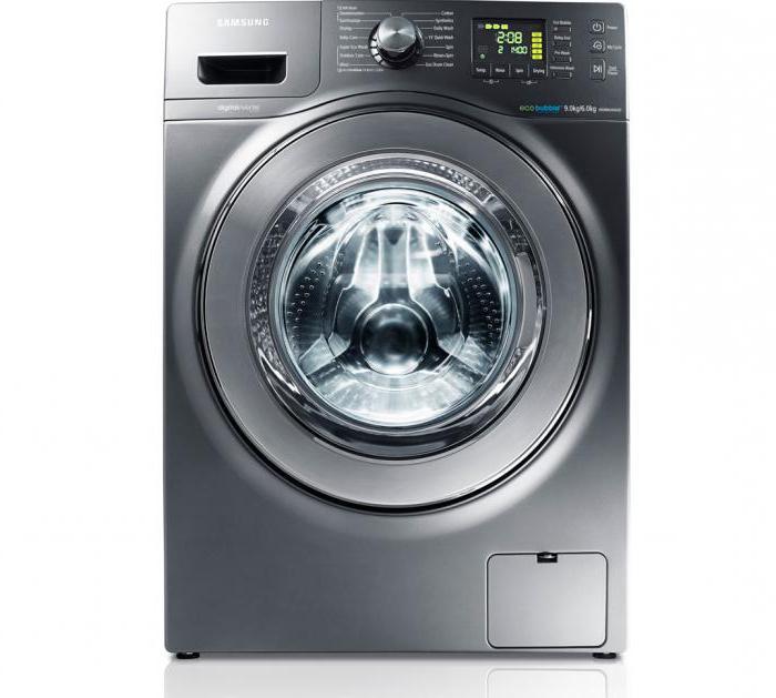 машина за прање веша самсунг ецо баббле 6 инструкција