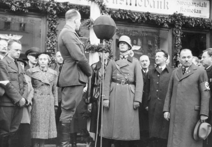 Anschluss Austrija godina