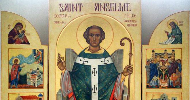 Анселм из Цантербурија 1033 1109