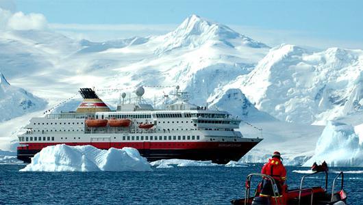 Vrijeme u Antarktici