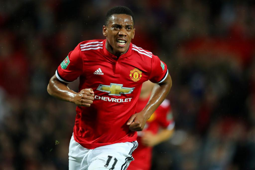 Anthony Martial 2015 Vincitore del Golden Boy Award