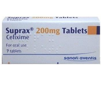 suprax наркотици