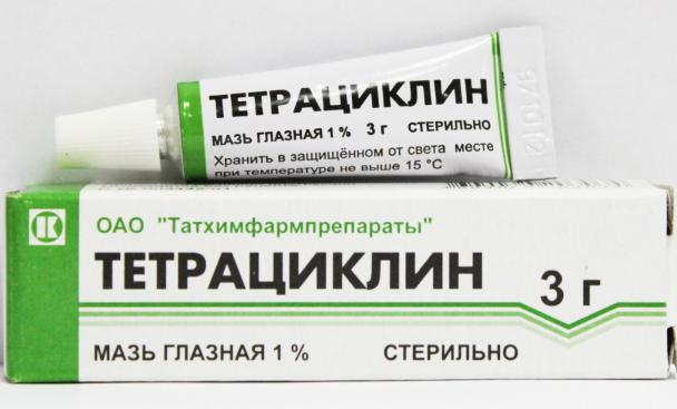 antibiotik tetraciklin