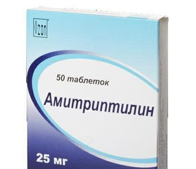 Recensioni di Amitriptilina