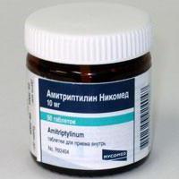 Амитриптилин Nicomed ревюта