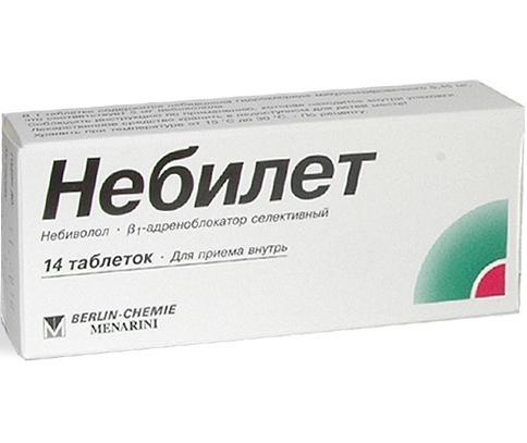 """Farmaco antiipertensivo """"Nebilet"""": istruzioni per l"""