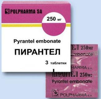 antiparazitni zdravili širokega spektra