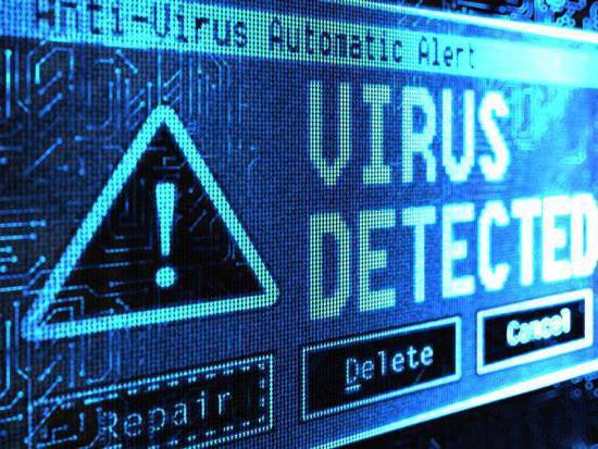 l'antivirus è