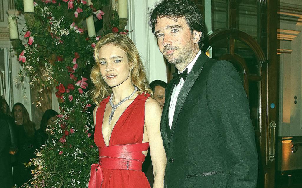 Antoine Arno e Natalia Vodyanova
