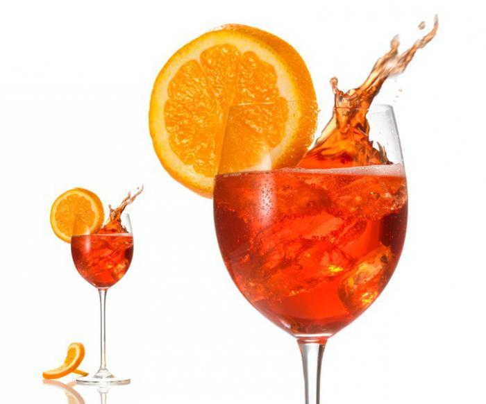 Alkohol aperitif