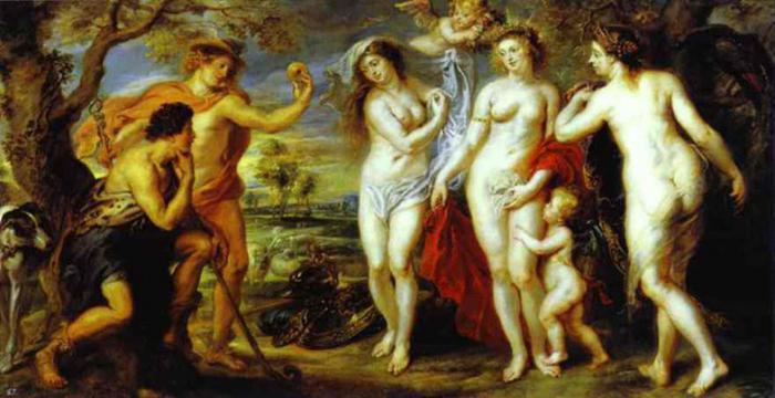 божица афродите лепоте