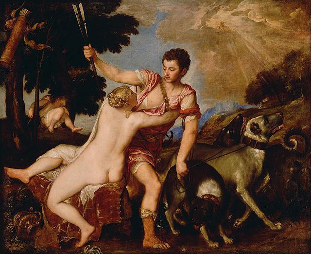Афродита Древна грчка богиња